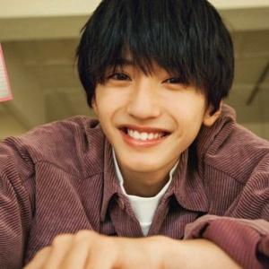 道枝駿佑笑顔画像