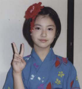 浜辺美波の子役時代が可愛い!幼少期画像(小学生時代)