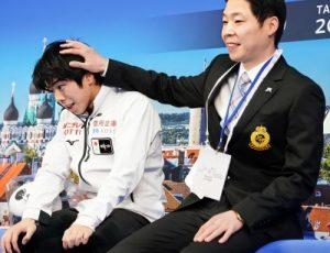 日下匡力コーチのフィギュア画像