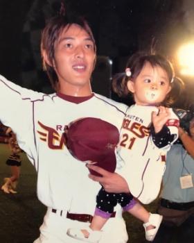 岩隈久志の娘は難病は完治した?(病名画像)