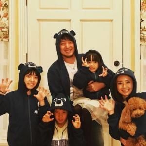 岩隈久志の娘は難病は完治した?(家族画像)