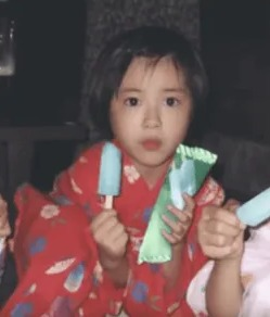 浜辺美波の子役時代が可愛い!幼少期画像