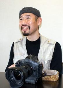 【顔画像】渡部陽一の現在は?渡部陽一は現在も戦場カメラマンとして活動