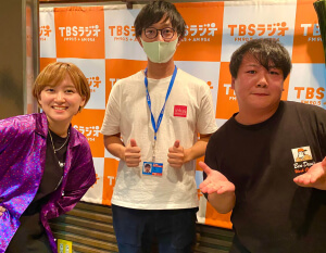 ラランドのマネージャー橋本の経歴画像