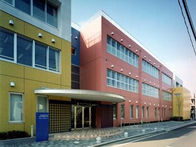 杉並学院高等学校画像