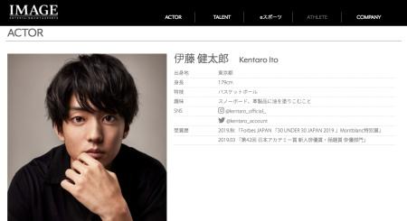 伊藤健太郎の事務所イマージュのプロフィール画像