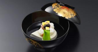 ミタパンの実家「玄冶店濱田家」の料理の画像