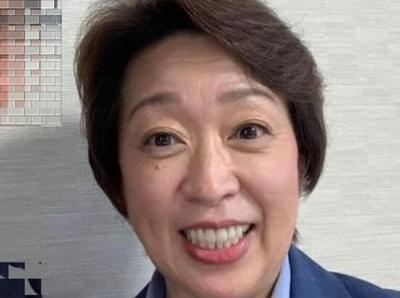 橋本聖子の画像