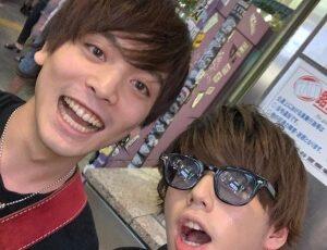 優里とマイファスHiroの画像
