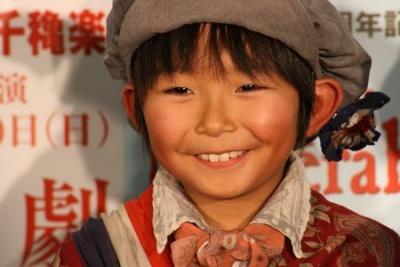 加藤清史郎の子役時代の出演作:レ・ミゼラブル画像