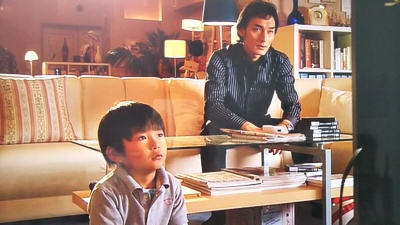 加藤清史郎の子役時代の出演作:任侠ヘルパー画像