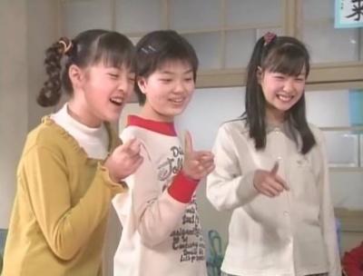 新田真剣佑の彼女・岡本奈月の子役時代の画像「ズッコケ三人組」
