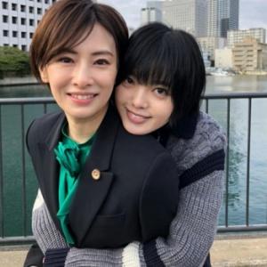 平手友梨奈と北川景子の画像