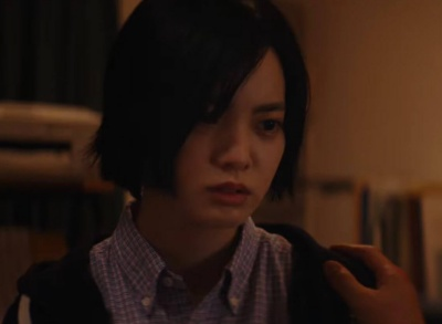 平手友梨奈の表情での演技画像