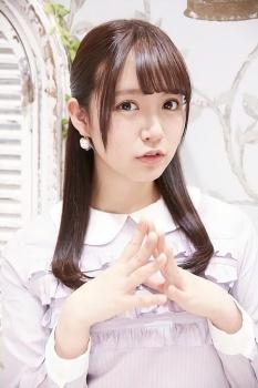 元のギザさ46中元日芽香の画像