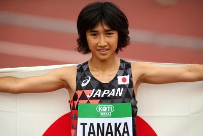 田中希実が男顔の画像