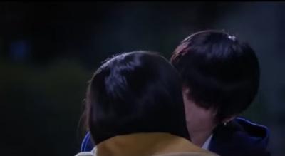 平野紫耀のキスシーンういらぶ 桜井日奈子とのキスシーン画像