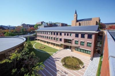 同志社国際高校の画像