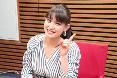 知念侑李の彼女・トラウデン直美のキャスター画像