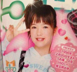 藤田ニコル小学生時代のモデル活動nicola画像