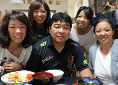 川井梨紗子の家族構成画像
