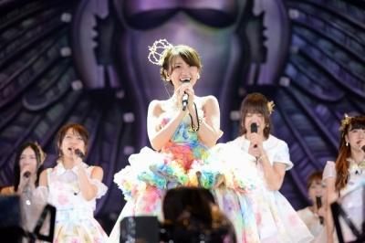 大島優子のアイドル姿画像
