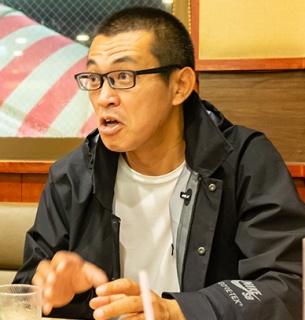 堀米亮太の職業はタクシードライバー画像