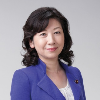 ガクトコインの野田聖子画像