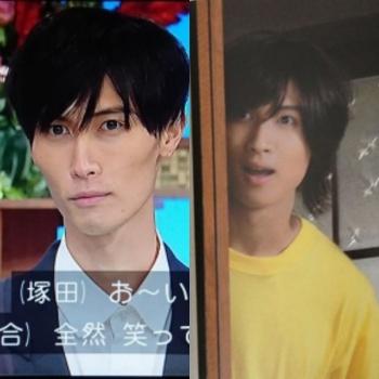 橋本良亮の顔画像比較2012年と2021年