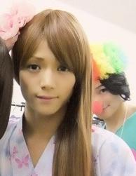 三浦涼介はジェンダーレスをカミングアウト?(女装とメイク)画像