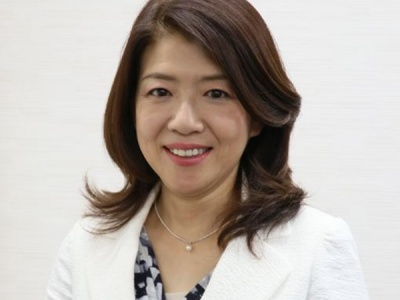 岸田文雄の夫人画像